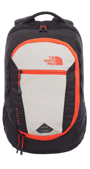 The North Face Pivoter rugzak zwart